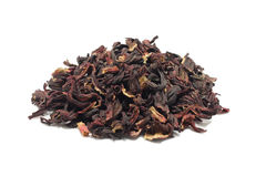 Hibiscus dried flowers Stock Photos