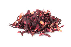 Hibiscus dried Stock Image