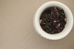hibiscus herbal tea dried petals Stock Photos