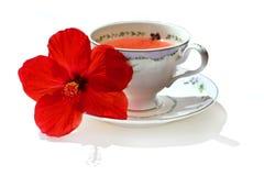 Hibiscus Tea Stock Photo