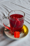 Hibiscus tea Stock Photos