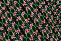 Hibiscushintergrund Stockfoto