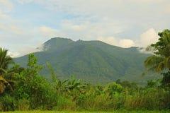 Hibok-Hibok vulkan Royaltyfria Foton