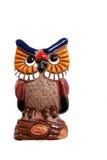 Hibou décoratif Image libre de droits