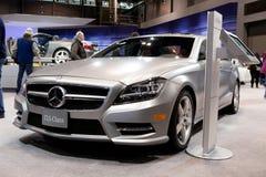 Hicago Auto toont. 12 februari, 2012 in Chicago, IL Royalty-vrije Stock Fotografie