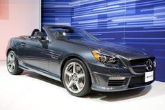 Hicago Auto toont. 12 februari, 2012 in Chicago, IL Royalty-vrije Stock Afbeelding