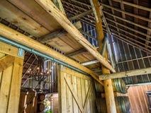 hicks barn Zdjęcie Stock