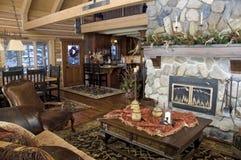 hicks kabin Obraz Royalty Free