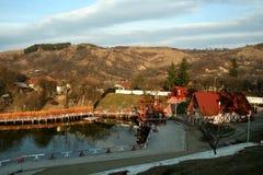 hicks krajobrazu zdjęcie royalty free