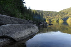 Hicks Lake BC Canada Stock Photos