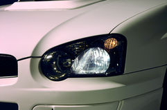 HID Headlight Stock Photo
