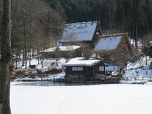 Hida Folk Village Stock Images