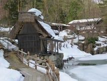 Hida Folk Village Royalty Free Stock Photography