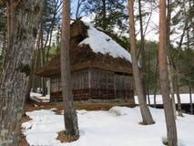 Hida Folk Village Royalty Free Stock Photo