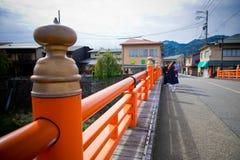 Hida Furukawa de Japón fotos de archivo libres de regalías