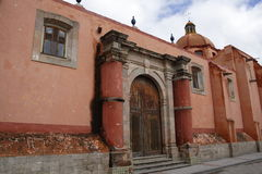 hidalgo της Dolores εκκλησιών Στοκ Εικόνα