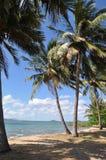 Hidden Beach in Australia Royalty Free Stock Photography