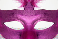 Hidden Behind The Mask Stock Images