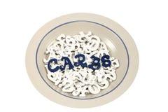 Hidden Carbs Stock Images