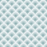 Hidden Circles Seamless Pattern Royalty Free Stock Photography