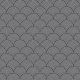 Hidden Circles Seamless Pattern Royalty Free Stock Images