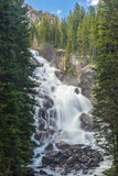 Hidden Falls stock images