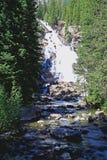 The Hidden Falls in Grand Teton Royalty Free Stock Image