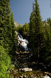 Hidden Falls, Grand Teton National Park Stock Images
