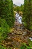 Hidden Falls - Grant Teton Royalty Free Stock Photo