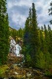 Hidden Falls - Grant Teton Royalty Free Stock Image