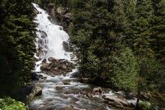Hidden Falls Royalty Free Stock Photo