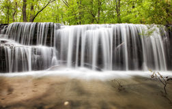 Hidden Falls. In Nerstrand/Big Woods State Park in Minnesota Stock Photography