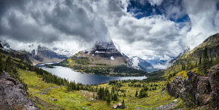 Hidden Lake Royalty Free Stock Photo