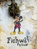 Hidden Mickey Stock Photos