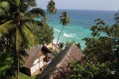 Hidden paradise Stock Photography