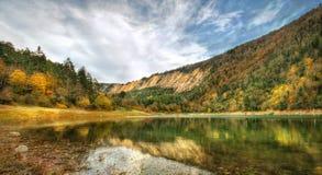 Hidden Paradise; SULUKLU GOL - Suluklu Lake Royalty Free Stock Images