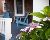 Hidden Porch Royalty Free Stock Photo