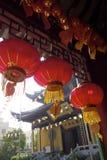 Hidden Shanghai: the Jade Buddha Temple, a very spiritual place Royalty Free Stock Photo