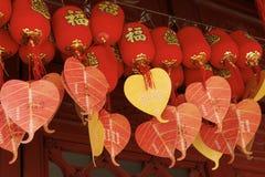 Hidden Shanghai: the Jade Buddha Temple, a very spiritual place Royalty Free Stock Photos