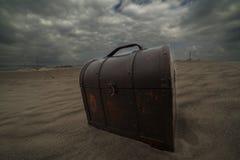 Hidden Treasure Stock Image