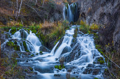Hidden Waterfall Royalty Free Stock Photography