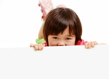 Hide-and-seek Stock Photography