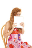 Hide tablet Stock Images