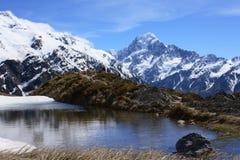 гора hideaway Стоковое Изображение