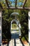 Hideaway do Alcove Foto de Stock Royalty Free