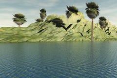 hideaway tropikalny Zdjęcia Stock