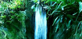 Hideaway Waterfall stock photography