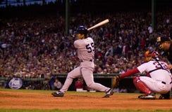 Hideki Matsui New York Yankees Arkivfoton