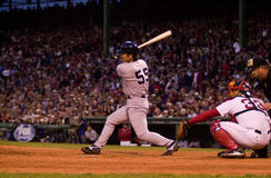 Hideki Matsui, New York Yankees Fotografie Stock