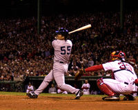 Hideki Matsui New York Yankees OF. Royalty Free Stock Images